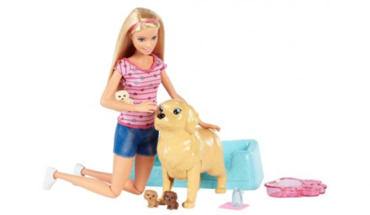 PETA Barking Mad Over Dog Breeder Barbie
