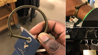 American Eagle Pulls 'Slave Shackle' Bracelet After Fierce Outcry