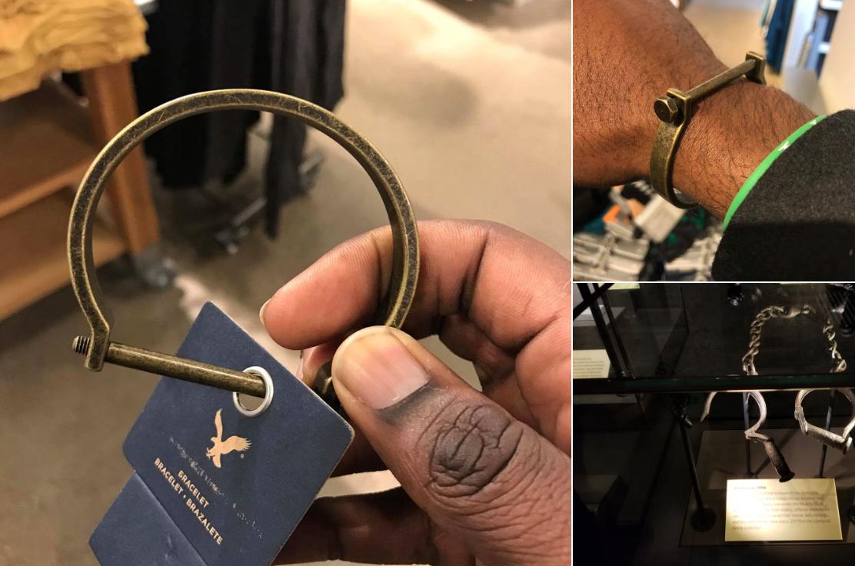 American Eagle Pulls Slave Shackle Bracelet After Backlash