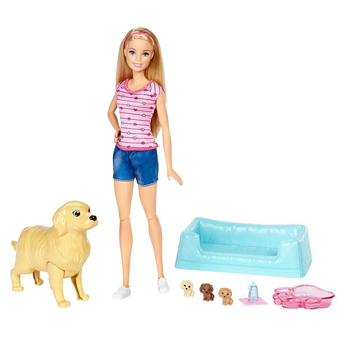 PETA Wants You To Tell Mattel That Barbie Should Not Be A Dog Breeder
