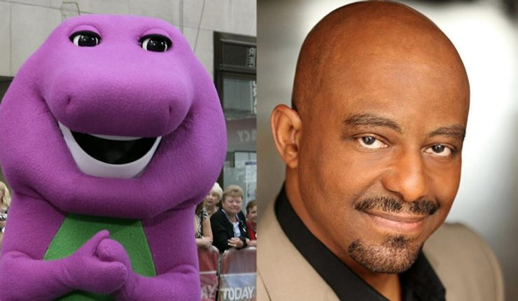 Barney The Dinosaur Actor Is Now A Tantric Sex Guru