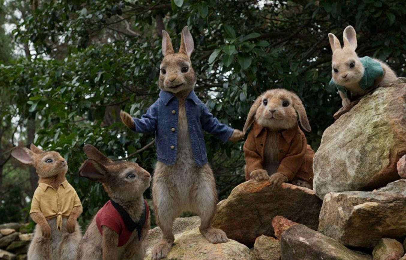 Parents Boycott 'Peter Rabbit' Movie Over Food Allergy Scene
