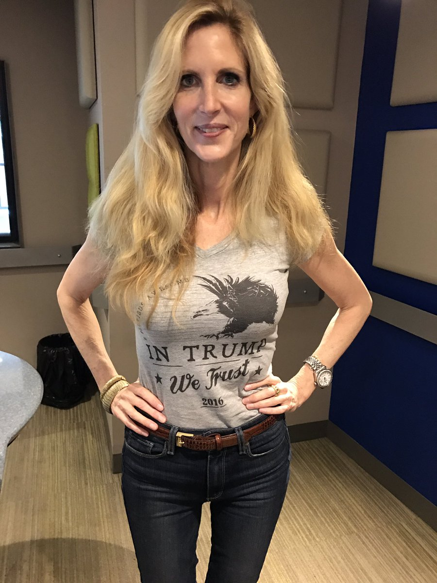Ann Coulter on Stormy Daniels and Donald Trump