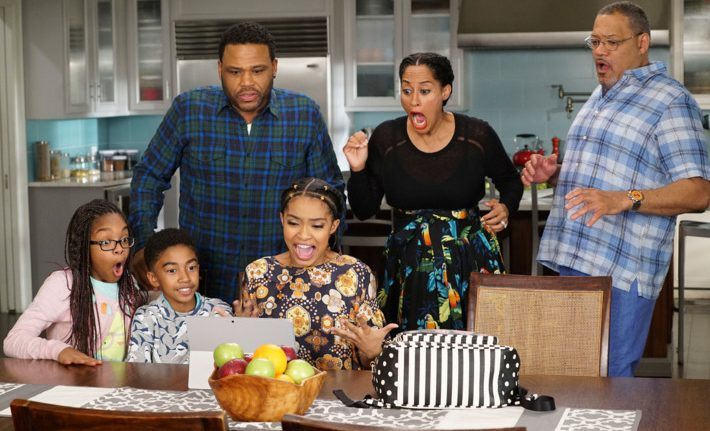 "Black-ish Cancels Episode About ""Kneeling Athletes"""