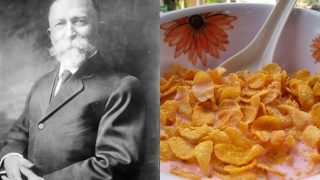 Corn Flakes Originally Created to Prevent Masturbation