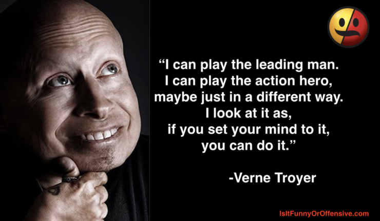 Rest In Peace Verne Troyer