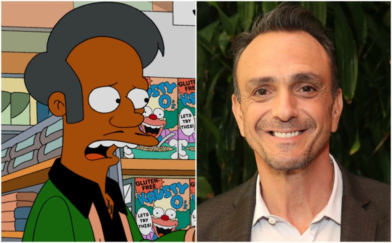 Hank Azaria Says He'd Step Aside From Playing Apu on The Simpsons
