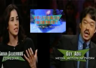 Sarah Silverman and Guy Aoki Spar Over 2001 'Chink' Joke