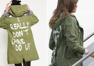 Melania Trump Wears 'I Really Don't Care, Do U?' Jacket To Detention Center Visit