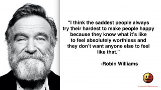 Robin Williams on Depression