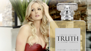 Stormy Daniels Launches A Perfume Called 'Truth'