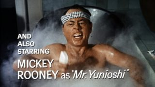 A Look Back At Mickey Rooney as Mr. Yunioshi in Breakfast At Tiffany's