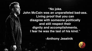 Anthony Jeselnik on John McCain