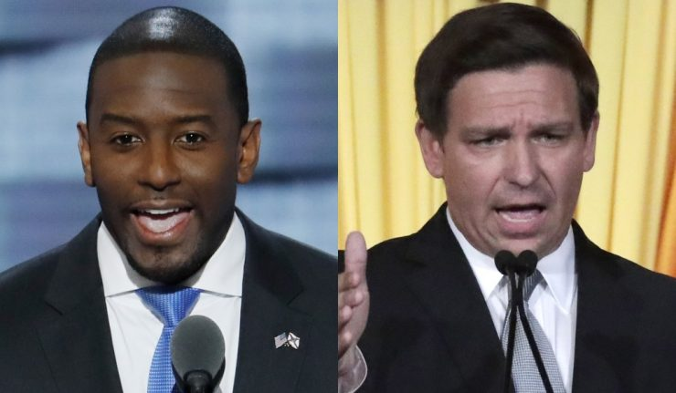Ron DeSantis Warns Voters Not To 'Monkey This Up' By Electing Andrew Gillum
