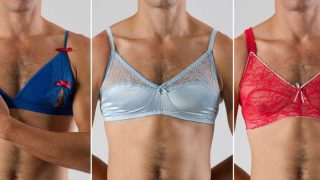 Lingerie Brand HommeMystere Allows Men To Rock Bras and Thongs