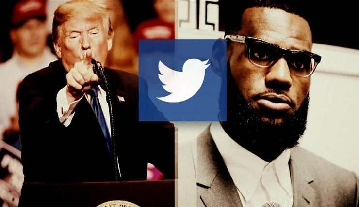 Trump Mocks Lebron James and Don Lemon on Twitter