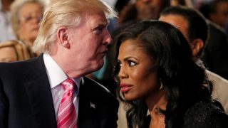 Trump Continues Attack On Omarosa Calling Her a 'Dog'