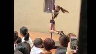 Chinese Kindergarten Principal Fired For Hosting 'Back to School' Pole Dancers