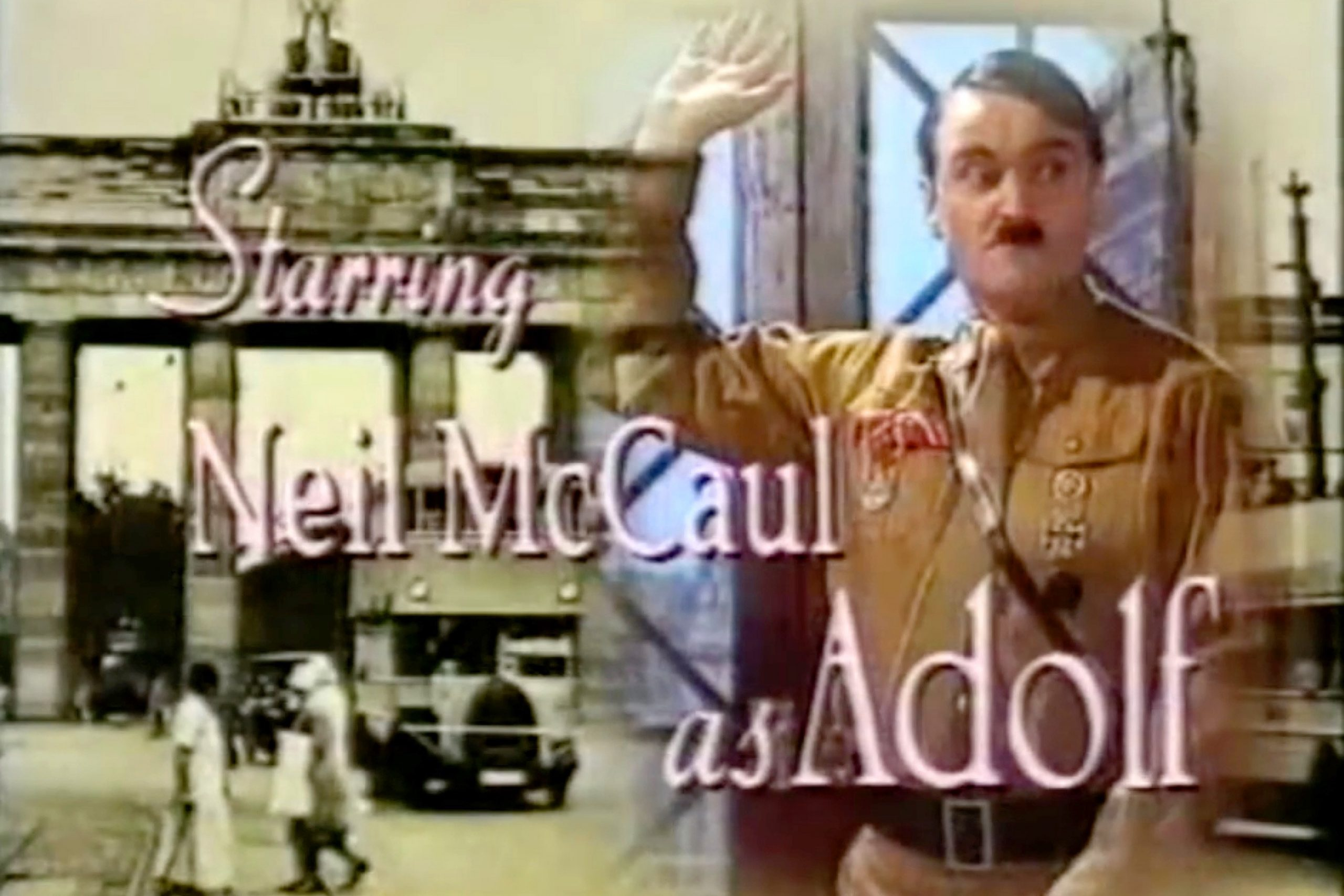 Heil Honey, I'm Home: The Hitler Sitcom That Lasted One Episode