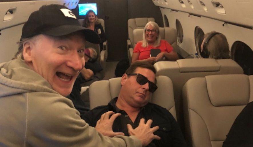 Bill Maher Takes Heat For Indians Joke, Dismissing Michelle Goldberg In Al Franken Segment