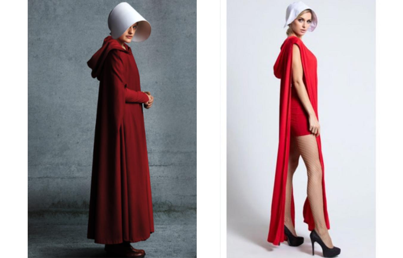 Sexy Handmaid's Tale Costume