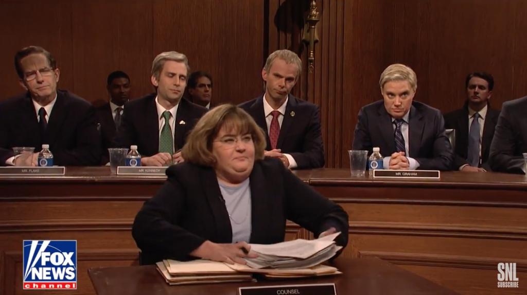 Matt Damon Opens New 'Saturday Night Live' Season As Brett Kavanaugh