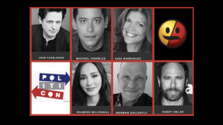 """Is It Funny or Offensive?"" At Politicon 2018"