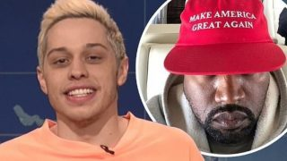 Pete Davidson Slams Kanye West for Pro-Trump SNL Rant (VIDEO)
