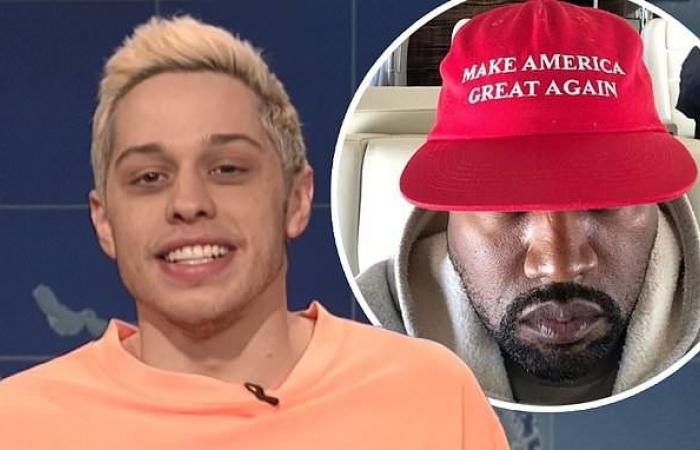 Pete Davidson Slams Kanye West for Pro-Trump SNL Rant (VIDEO)
