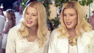Wayans Brothers Wear 'Whiteface' For 'White Chicks'