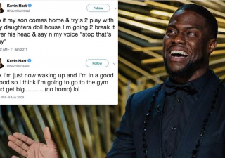 Kevin Hart Out As Oscars Host; Apologizes For Old, Homophobic Jokes