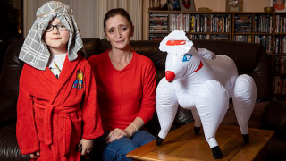 Mom Accidentally Sends Son To Nativity Play With Sheep Sex Doll