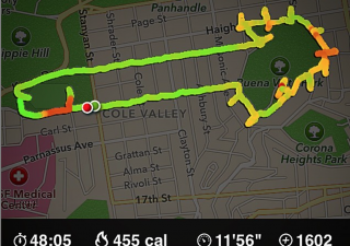 Runners Use Nike App To Draw Penises On Routes