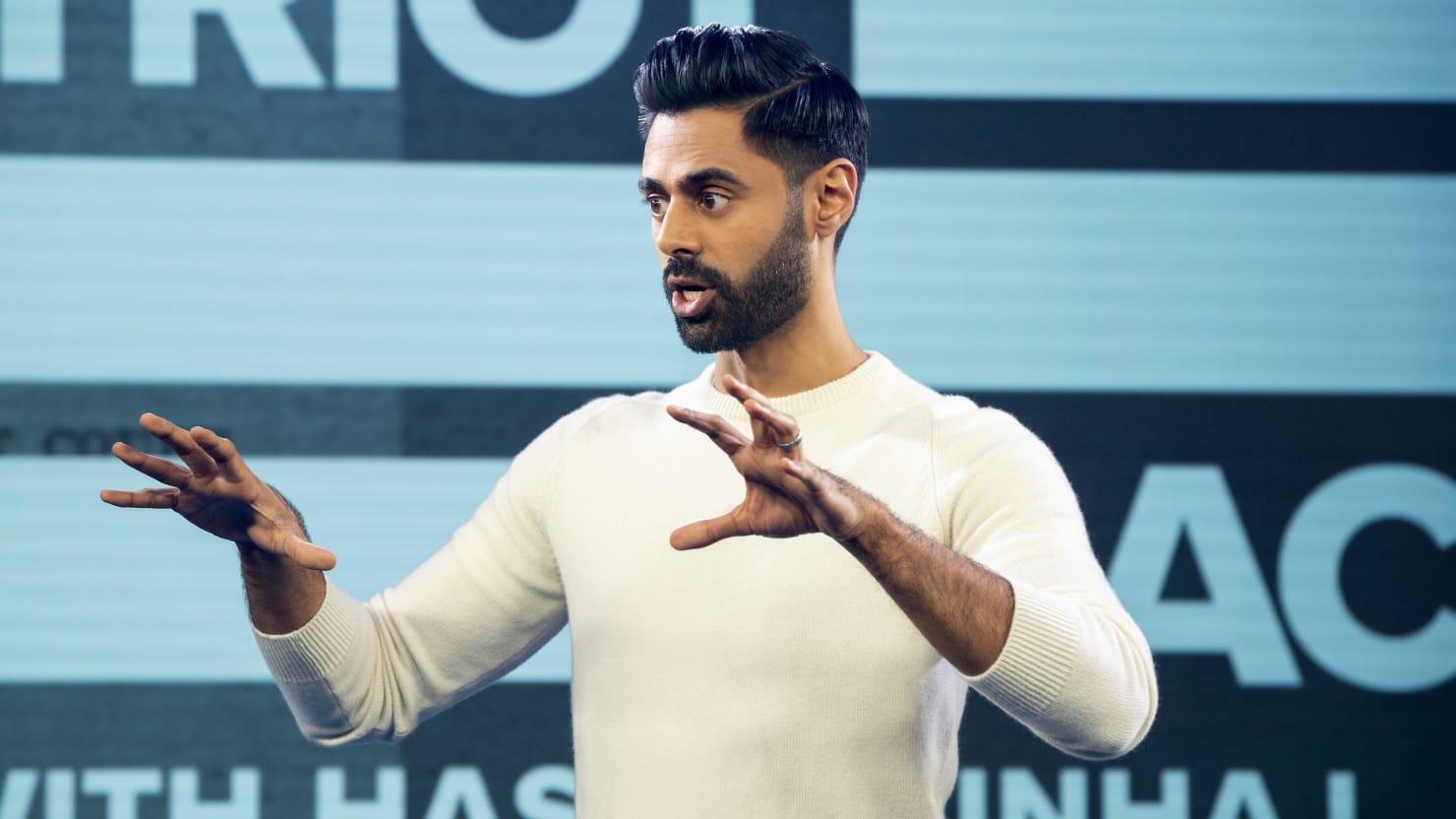 Netflix Pulls 'Patriot Act with Hasan Minhaj' Episode At Saudi Arabia's Demand