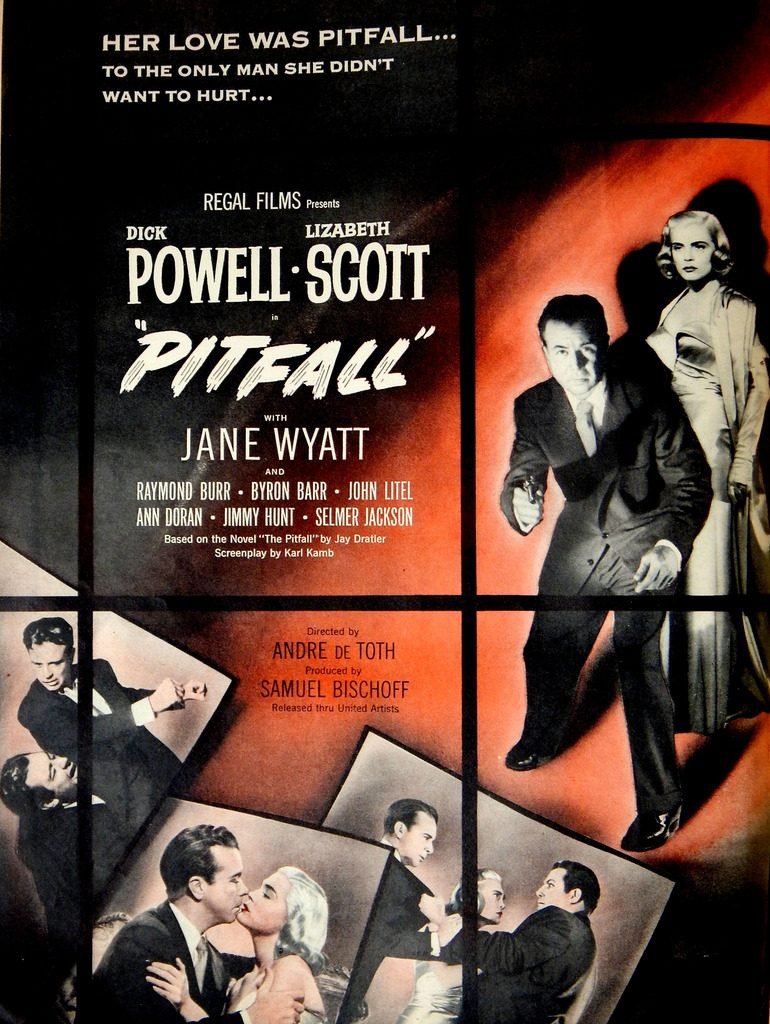 Throwback: How 'Pitfall' Got Around Hollywood's Self-censoring Production Code