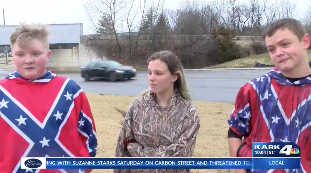 Arkansas Student Suspended For Wearing Confederate Flag Shirt