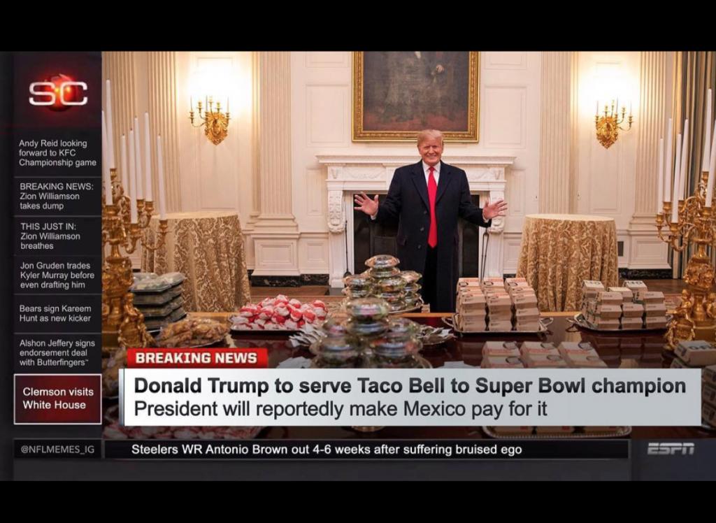 Ahead of Rams vs Patriots, The Super Bowl Memes Well