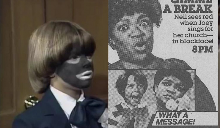 'Gimme a Break!' Tackled Blackface In 1984