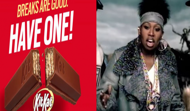 Conservative Group Wants To Ban Kit Kat Commercial Featuring Missy Elliott Song