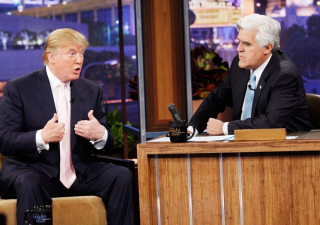 Trump Latches Onto Jay Leno's Late-Night View: 'Everyone Has To Know Your Politics'