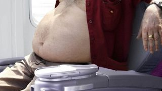 Airlines May Start Weighing Passengers