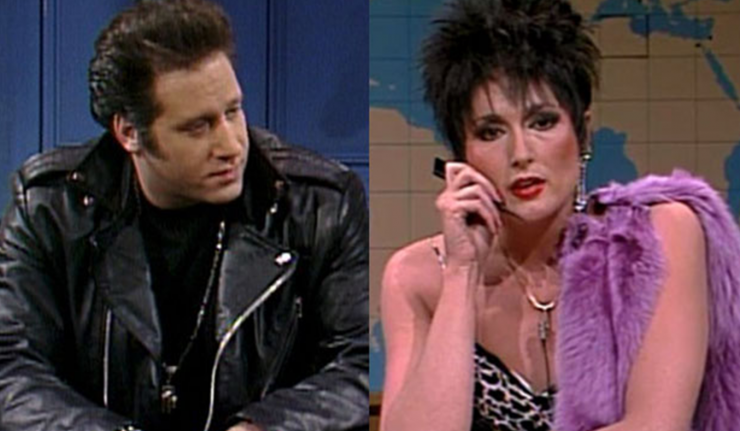 Throwback: 'SNL' Cast Member Nora Dunn Boycotts Andrew Dice Clay Episode