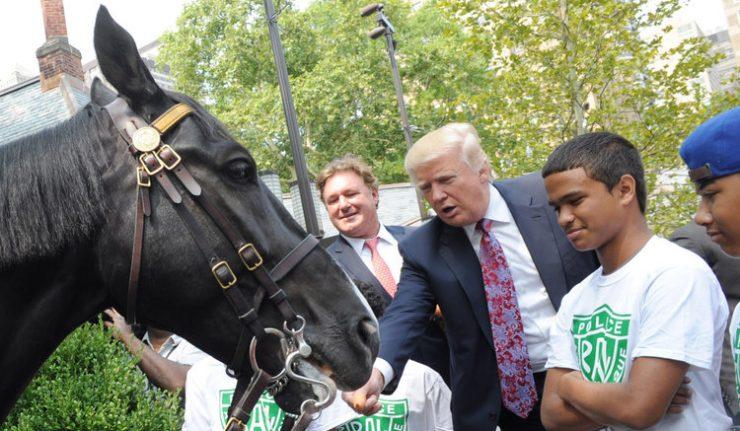 President Trump Deems Kentucky Derby Result As 'Political Correctness'