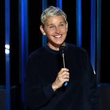 Ellen DeGeneres on Comedy