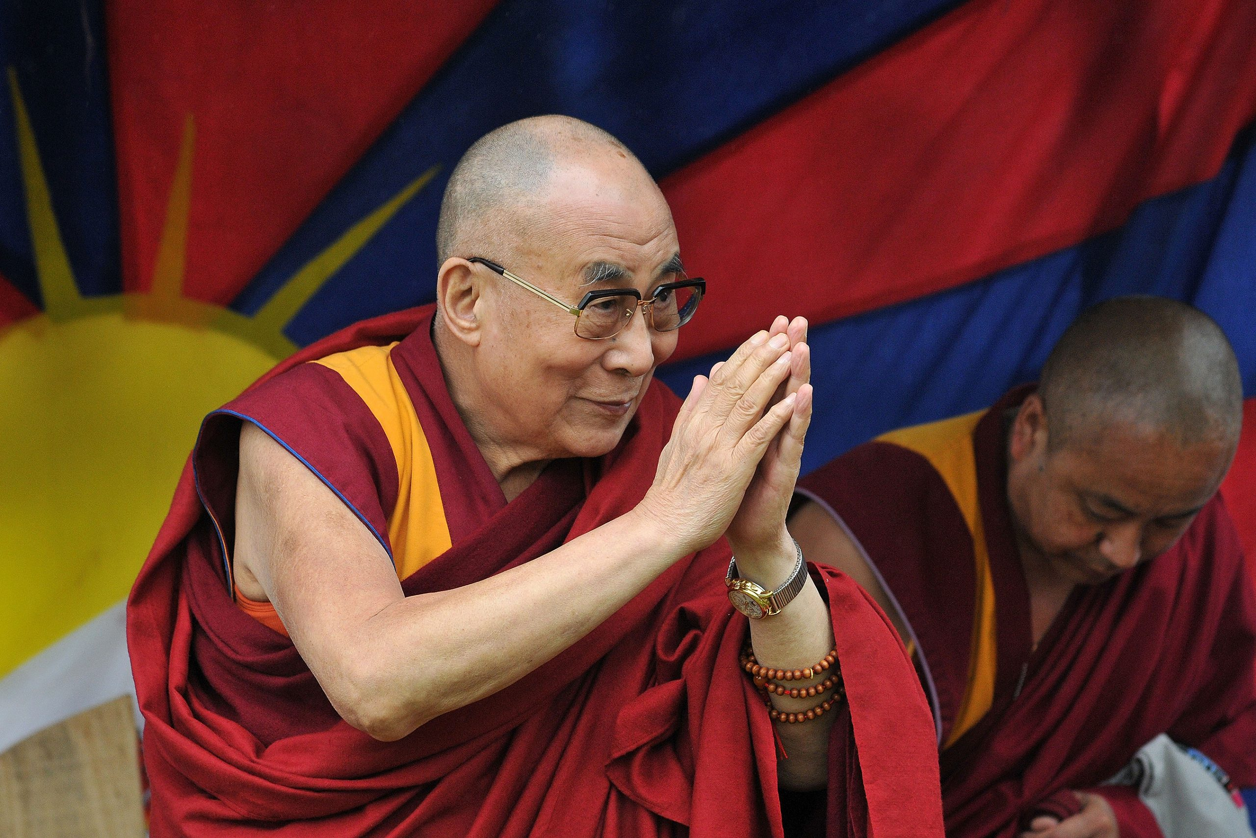 Dalai Lama Believes A Female Successor Must Be Attractive