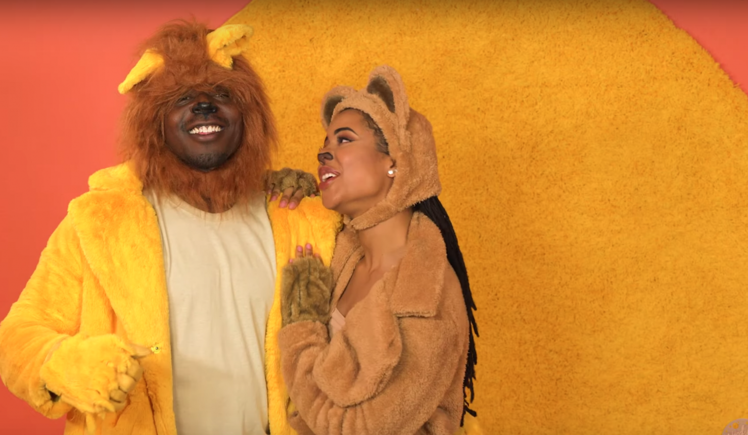 Animal Fur Clithing Porn the loin king' porn parody premieres alongside 'lion king