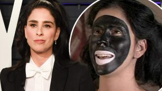 Sarah Silverman Fired From Movie For 2007 Blackface Sketch