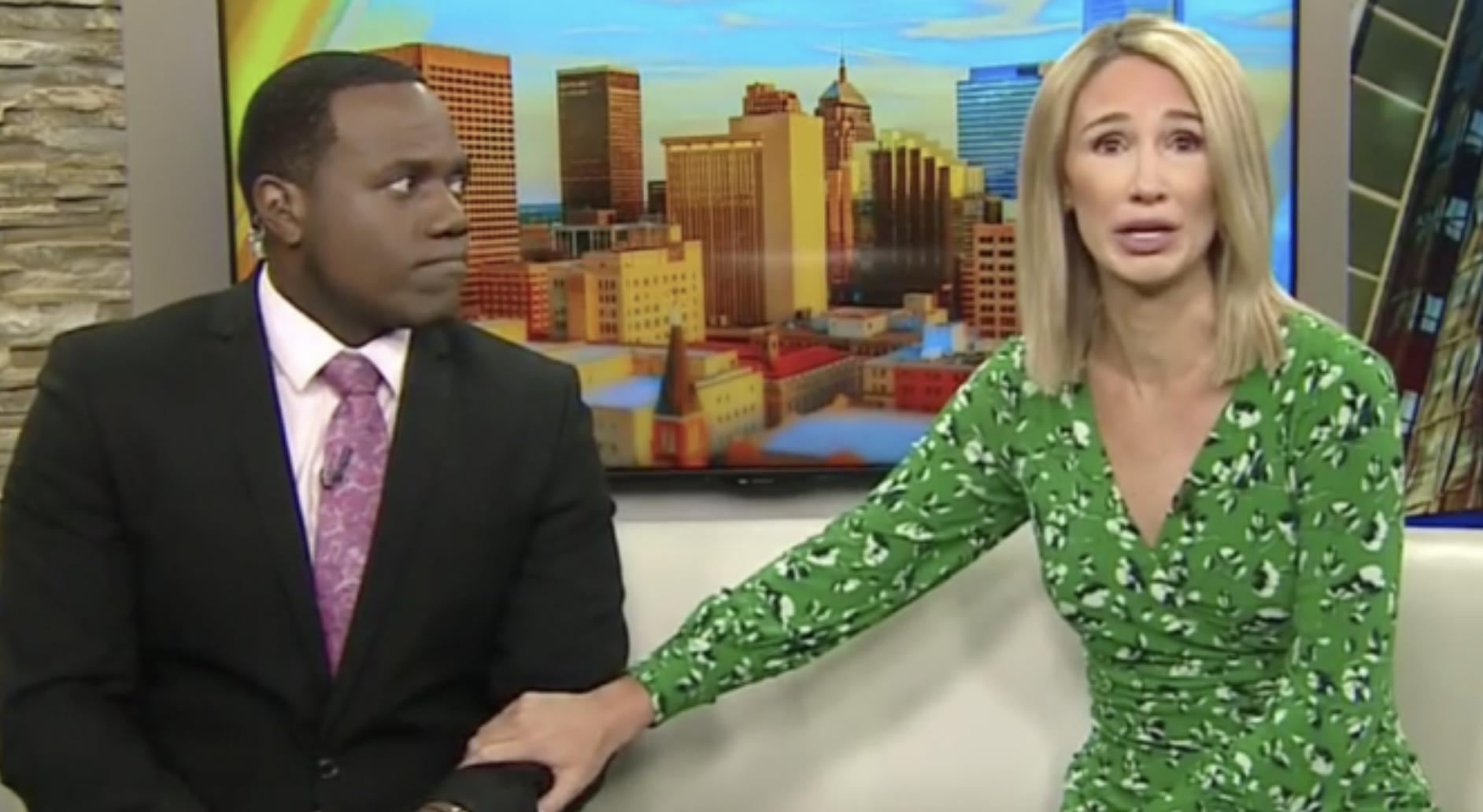 Morning News Anchor Compares Black Co-Host to Gorilla
