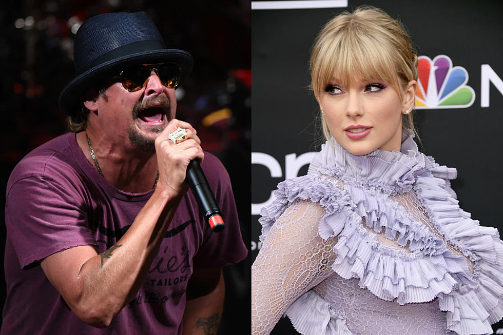 Kid Rock Hits Taylor Swift With Oral Sex Jab Over Politics