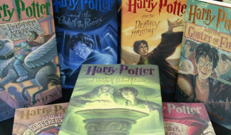 Harry Potter Series Removed At Nashville Catholic School